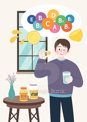 라이프스타일, 면역력 (의학), 건강한생활 (주제), 건강관리 (주제), 영양제, 감기