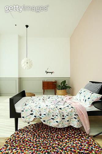 침실, 침대,방,가구,러그,인테리어,아늑함