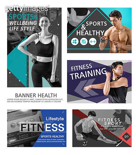 배너, 웹배너 (배너), 팝업, 한국인, 운동, 웨이트트레이닝 (근육강화운동), 다이어트, 남성, 여성, 뷰티