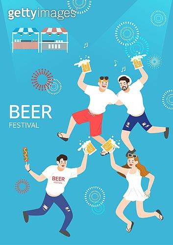 벡터파일 (일러스트), 여름, 음악축제 (엔터테인먼트이벤트), 전통축제 (홀리데이), 맥주, 옥토버페스트 (전통축제)