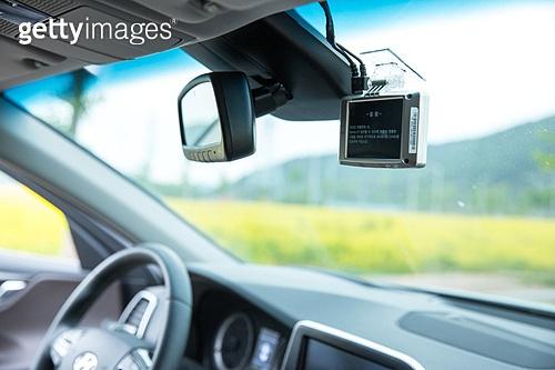 자동차, 제어판 (정보장비), 블랙박스