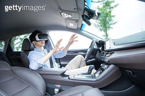 자동차, 무인자동차 (자동차), VR기기