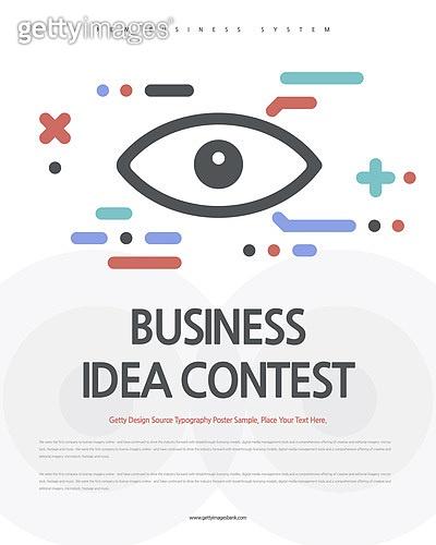 포스터, 타이포, 공모전, 대회, 이벤트, 사람눈 (주요신체부분), 문자기호 (심볼), 아이디어, 비즈니스