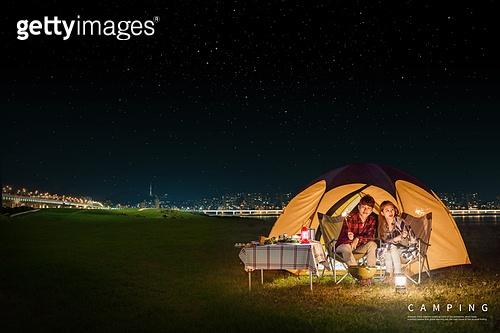 잔디밭 (경작지), 여행, 캠핑, 아웃도어