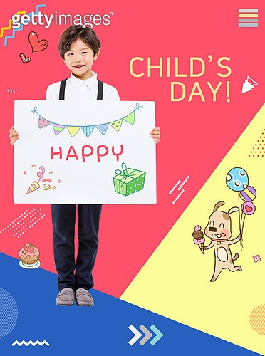편집디자인, 그래픽이미지 (Computer Graphics), 포스터, 도형, 어린이 (인간의나이), 초등학생, 취미 (주제), 교육 (주제)