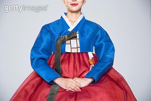 여성, 한복, 한국명절 (한국문화)