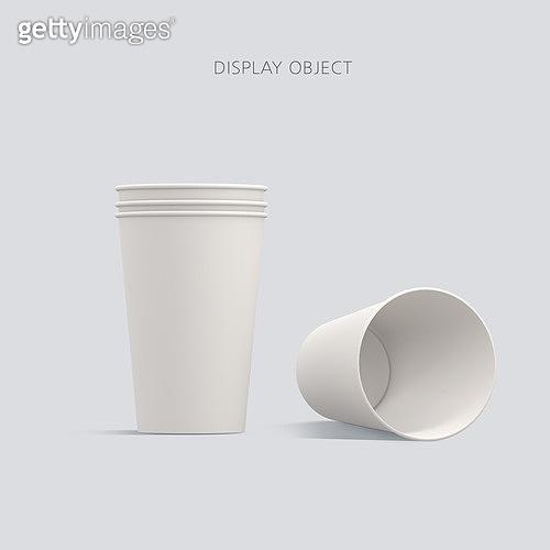 오브젝트 (묘사), 액세서리 (인조물건), 장식품 (인조물건), 컵 (그릇), 일회용컵 (컵), 일회용