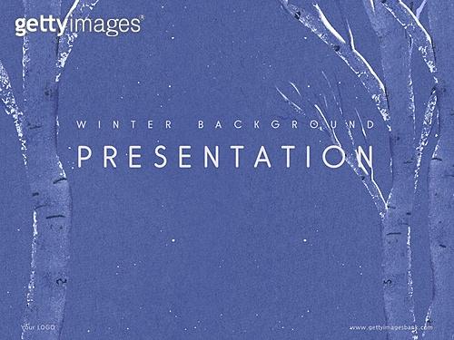파워포인트, 메인페이지, 백그라운드, 식물학 (주제), 색연필, 자연 (주제), 나무, 겨울