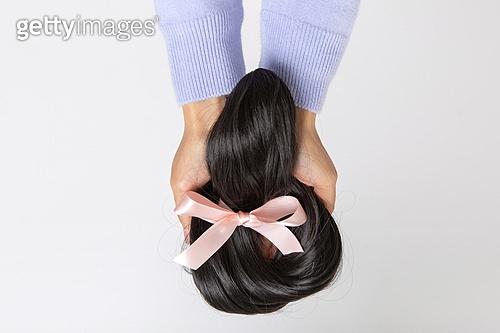 기부, 기부 (움직이는활동), 나누기 (형태변형), 머리카락, 암 (질병)