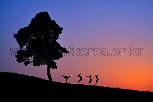 정북동 토성의 추억