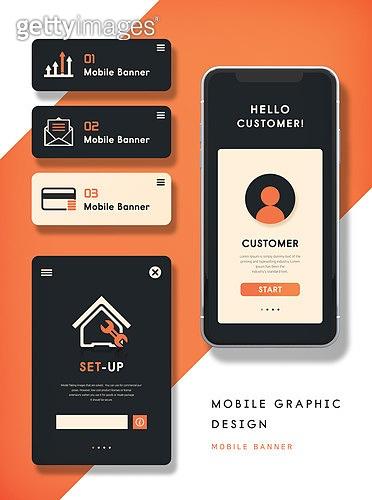 템플릿 (유저인터페이스), 웹템플릿, 스마트폰, 모바일템플릿 (웹모바일), 비즈니스