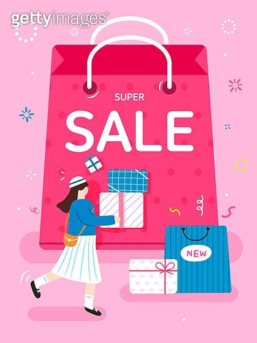 벡터파일 (일러스트), 쇼핑 (상업활동), 상업이벤트 (사건), 세일 (사건), 배달 (일), 선물 (인조물건), 쿠폰, 상품