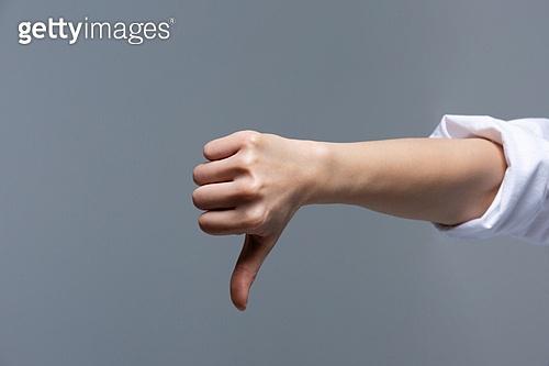 사람손, 손가락 (사람손), 사람손 (주요신체부분), 행동 (모션), 손짓, 제스처, 모션, 손짓 (제스처), 비난, 엄지손가락내리기 (손짓), 혐오 (컨셉)