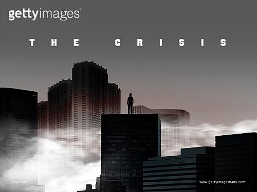 파워포인트, 메인페이지, 비즈니스, 도시, 실패, 위기, 역경, 어두움, 위험, 절망