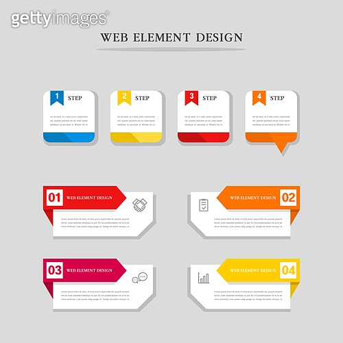일러스트, 벡터 (일러스트), 인포그래픽, 디자인엘리먼트 (유저인터페이스), 프로세스 (컨셉), 메뉴