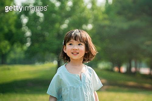 한국인, 어린이 (인간의나이), 유치원생, 성장, 유아교육, 행복 (컨셉)
