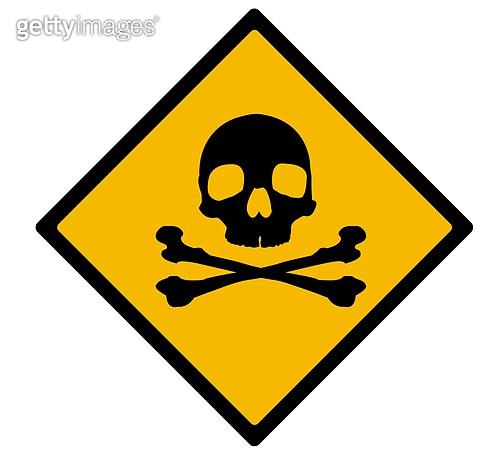 Warning icons variations set