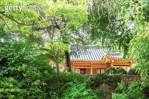한옥 (한국전통), 고택, 자연풍경