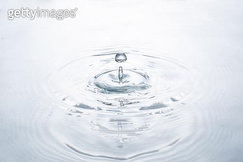 물 (자연현상), 백그라운드, 파장, 물결, 패턴, 깨끗함 (좋은상태), 파문 (물체묘사), 수면 (물), 흰색, 방울 (액체)