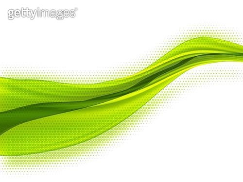 Vector wave and curve line. EPS10 with transparency. Abstract composition with curve lines. Blurred lines for relax theme background. Background with copy space. Place for text. Border lines. abstract background, vector