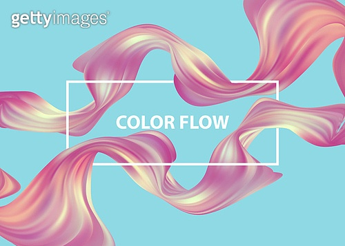 Abstract colorful vector background, color flow liquid wave for design brochure, website, flyer. Stream fluid. Acrylic paint. Abstract colorful vector background, color flow liquid wave for design brochure, website, flyer.
