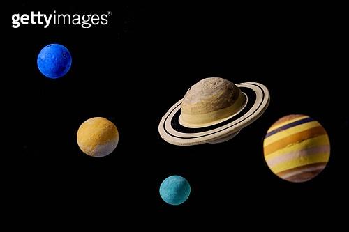 우주 (자연현상), 빔 (상태), 컬러 (Image Type), 행성, 미래, 성운, 은하, 창의성, 태양계, 토성, 화성 (행성), 금성, 위성, 천왕성, 수성, 태양