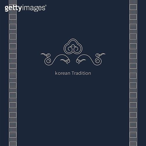 일러스트, 한국전통문양 (패턴), 패턴 (묘사), 전통문양, 기하학