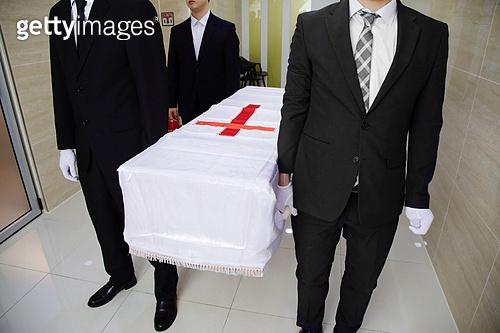 죽음, 장례, 애도, 슬픔, 전통문화, 관 (인조물건), 운반 (홀딩), 기독교