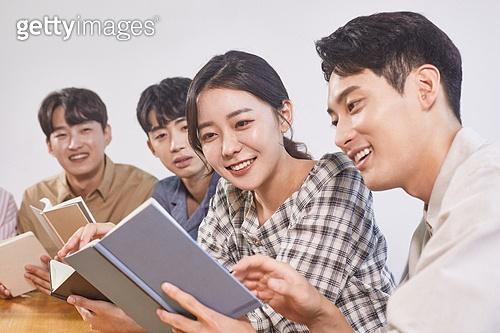 청년문화, 독서동호회 (동호회), 토론, 미소
