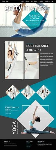 웹템플릿, 운동, 요가, 필라테스 (이완운동), 건강한생활 (주제), 필라테스머신 (운동기구), 다이어트, 뷰티, 플라잉요가, 여성