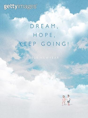 그래픽이미지, 구름, 하늘, 풍경 (컨셉), 하늘풍경, 희망, 꿈같은 (컨셉)