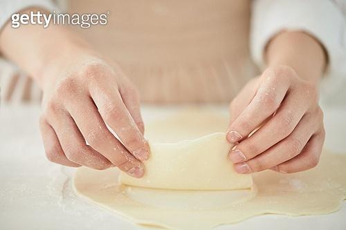 요리 (음식상태), 요리하기 (음식준비), 쿠킹클래스 (가정학수업), 쿠킹클래스, 레시피, 도우 (갈아서만든음식), 밀가루, 만두피 (만두)