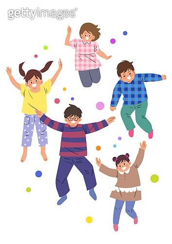 점프, 희망 (컨셉), 활력 (컨셉), 어린이 (나이), 어린이날 (홀리데이)