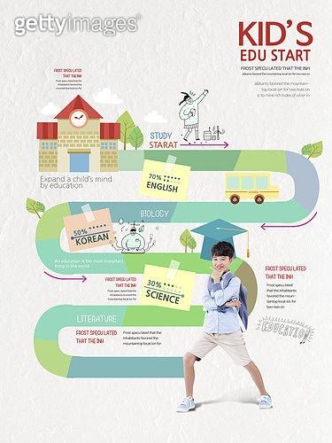 그래픽이미지, 편집디자인, 교육 (주제), 공부 (움직이는활동), 공부, 어린이 (나이), 프로세스 (컨셉), 창의성 (컨셉), 소년, 학습지