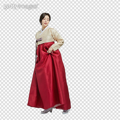 PNG, 누끼 (누끼), 여성, 명절 (한국문화), 전통문화 (주제), 한복, 아름다움, 댕기머리
