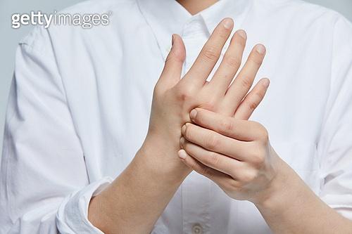 의료성형뷰티 (주제), 사람손, 관절, 관절염