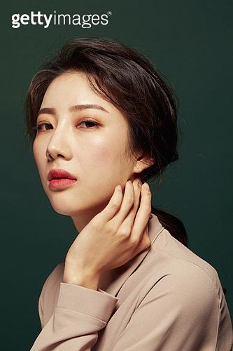 의료성형뷰티, 한국인, 얼굴 (사람머리), 클로즈업, 뷰티, 아름다움, 미녀, 사람피부, 감성 (컨셉), 기억