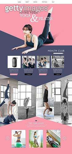 웹템플릿, 메인페이지 (이미지), 레이아웃, 운동, 건강관리 (주제), 다이어트, 여성, 바디라인 (날씬함)