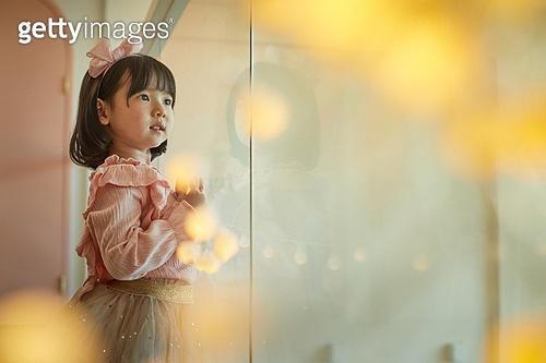 어린이 (나이), 소녀, 감성 (컨셉)