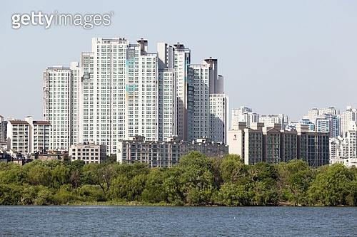 아파트,밤섬,마포구,한강,서울