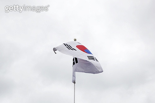 태극기,한국