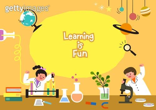 교육 (주제), 어린이 (나이), 초등교육, 교과목 (사건), 공부, 프레임, 인터넷강의 (인터넷), 과학