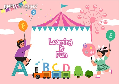 교육 (주제), 어린이 (나이), 초등교육, 교과목 (사건), 공부, 프레임, 인터넷강의 (인터넷), 영어 (교과목)