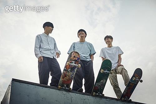 스케이트보드, 스케이트보딩, 라이프스타일, 열정 (컨셉), 도전, 친구, 친구 (컨셉)