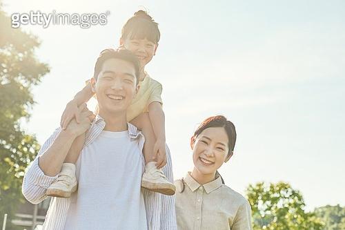 소녀 (여성), 행복, 기쁨, 가족, 부모
