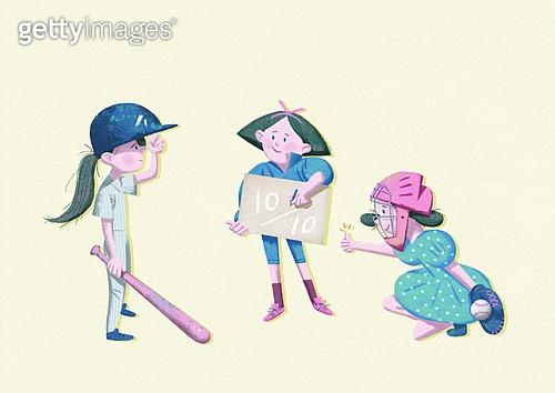 위로, 용기 (인조물건), 희망 (컨셉), 정신건강, 사람, 환호 (말하기), 어린이 (나이), 배트 (스포츠용품)