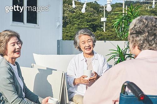 노인 (성인), 노인여자 (성인여자), 노인건강, 실버라이프 (주제), 공동체, 실버타운 (공동체), 노후대책 (사회이슈)