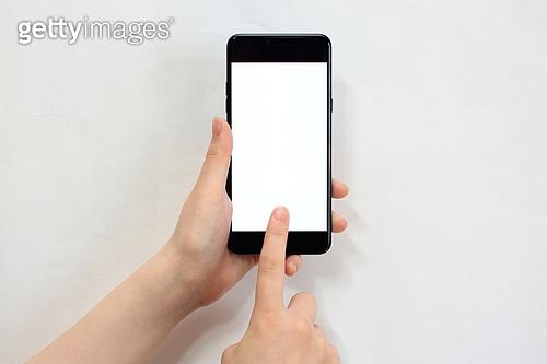 스마트폰,전화기,핸드폰사람,여자,젊은여자,한사람,1,손,손가락