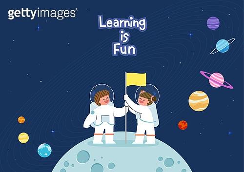 어린이 (나이), 교육 (주제), 천문 (주제), 우주 (자연현상), 과학, 행성학 (과학), 달 (하늘)