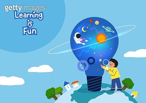 어린이 (나이), 교육 (주제), 천문 (주제), 우주 (자연현상), 과학, 행성학 (과학)